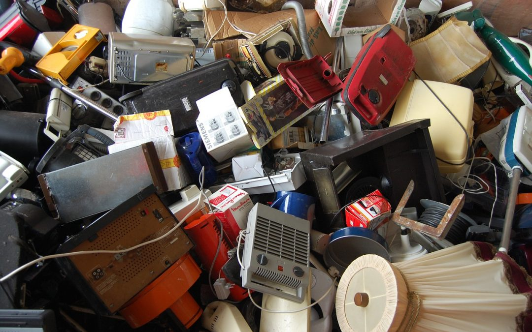 Where to Drop E-Wastes in Singapore