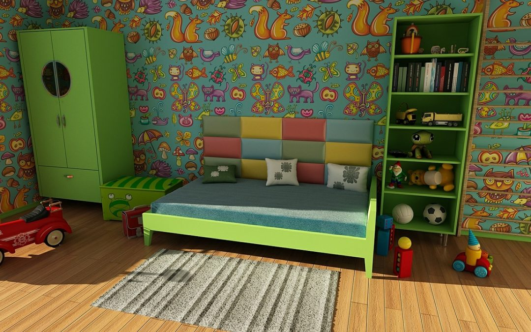 How to Make Your Children's Room Clutter-Free