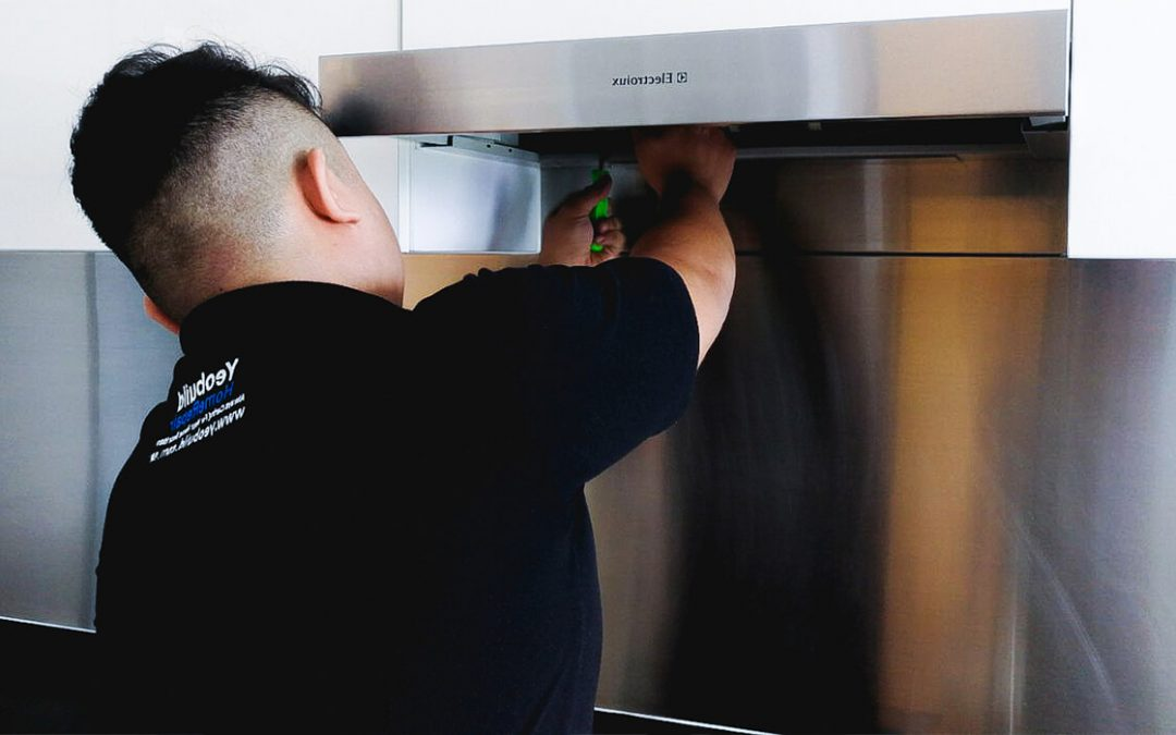 Signs that You Need a Cooker Hood Repair Servicing